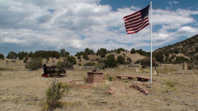The Dawson Cemetery